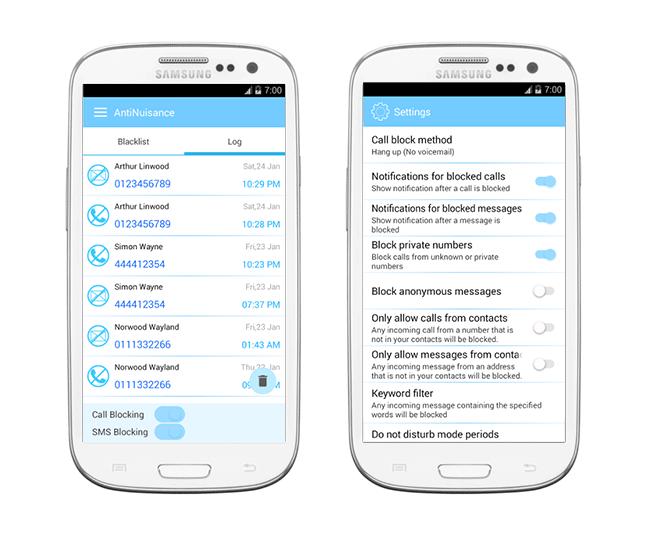 Как сделать абонент недоступен для андроид