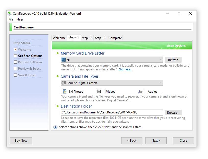 Скачать программу для ремонта microsd карты