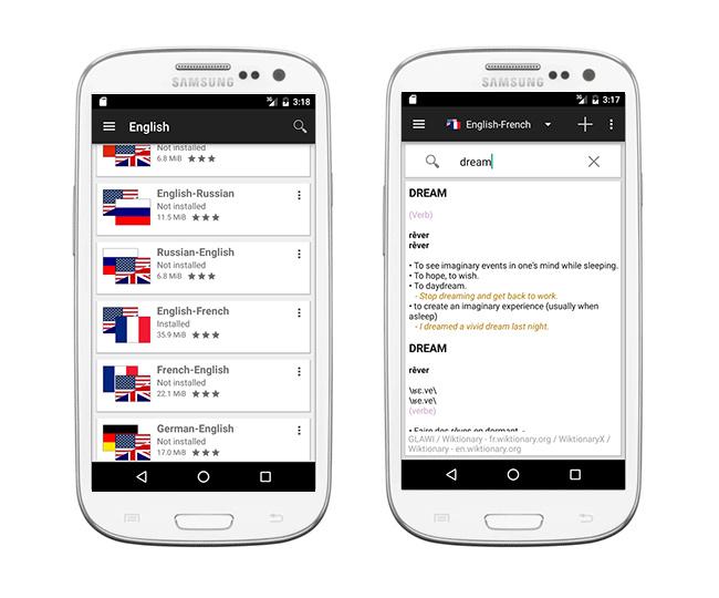 приложение для андроид переводчик скачать бесплатно - фото 6