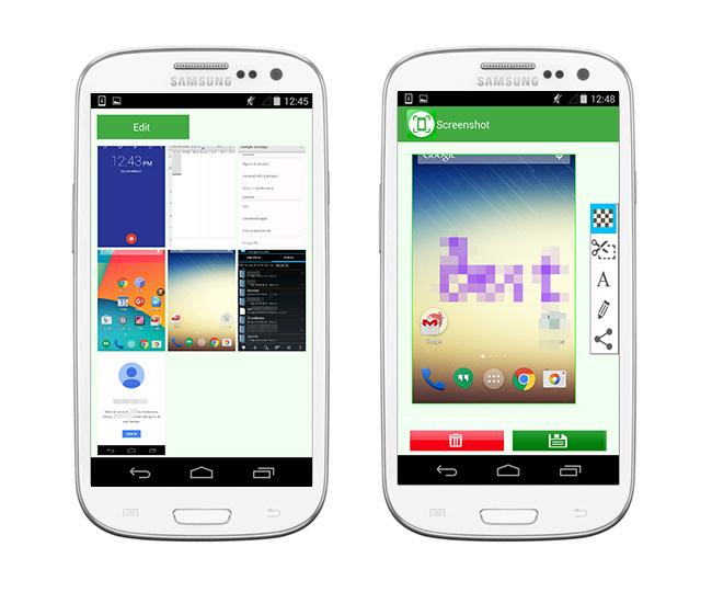 Делаем скриншот на Андроиде с помощью простого приложения